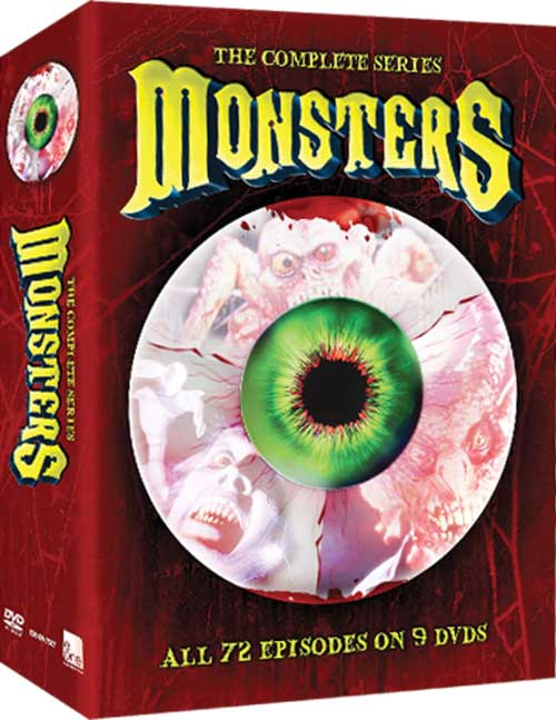 MonstersDVD
